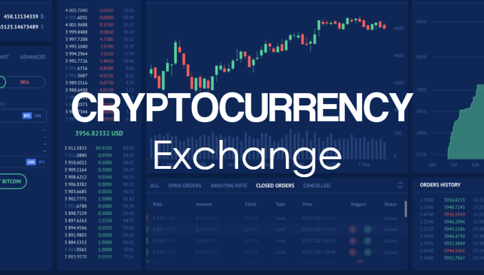 Cryptocuurency exchange