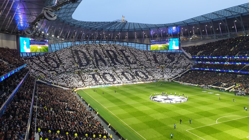 Tottenham New Stadium